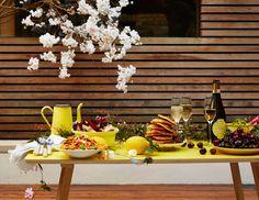 Photography: Louise Hagger  Food styling: Olia Hercules Prop styling: Graham Hollick Art direction: Rachel Vere My Last Supper: Anna Jones