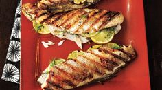 Great cook grilled trout