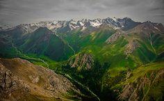 Mountains (Kazakhstan)