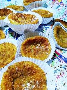 E isto come-se?: Queijadinhas de leite Muffin, Breakfast, Food, Morning Coffee, Eten, Cupcakes, Muffins, Meals, Morning Breakfast