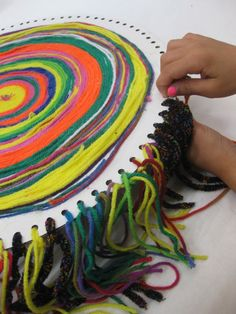 yarn painting 7