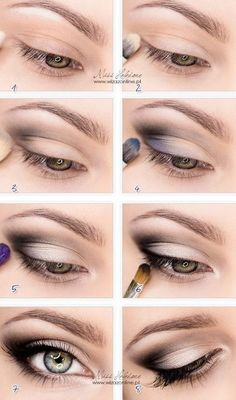 Maquillage#yeux#degradé