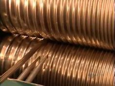How its made   gold chain - gold necklaces - http://jewelry.linke.rs/necklaces/how-its-made-gold-chain-gold-necklaces/.........Great video to learn how and what go's in gold, also how gold chains are made...