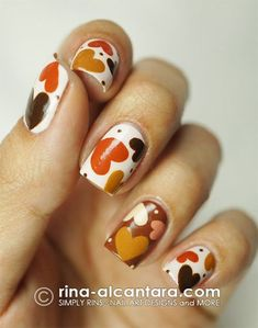 Amazing Spring Summer Nail Art Designs, Ideas & Trends 2014 | Fabulous Nail Art Designs