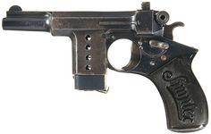 Ammo and Gun Collector: Bergmann Simplex 8mm Semi-Automatic Pistol the M1910/21 http://ammocollector.blogspot.com/