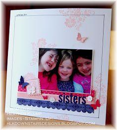Downstairs Designs: Sisters