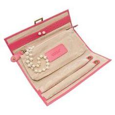 Rowallan of Scotland Ryan Jewelry Roll #WhimsicalUmbrella #HomeDecor #Gift whimsicalumbrella.com