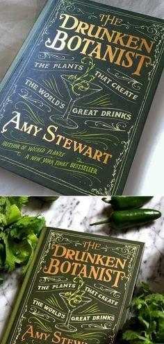 Book : The Drunken Botanist