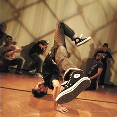 b-boy once its in your blood, it never leaves! <3