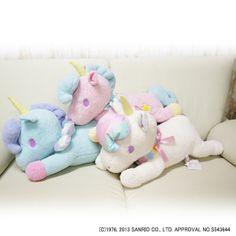 【2013】Plush Doll (Manufacturer: Nakajima) ★Little Twin Stars★