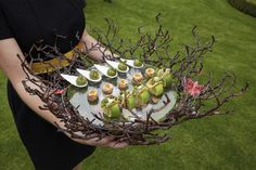 Unique Catering Experiences with Alison Price & Co