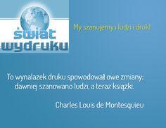 Zobacz co jest ważne dla naszej firmy! http://www.swiatwydruku.pl