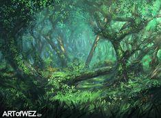 Wisewood by W-E-Z.deviantart.com on @DeviantArt
