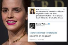 A reminder that Watson is a wonderful person. #EmmaWatson http://www.buzzfeed.com/rossalynwarren/become-an-engineer?bffb&utm_term=4ldqphz#.svVnYd8XZ