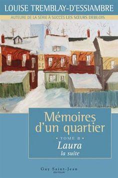 Voici le huitième roman de la captivante saga Mémoires d'un quartier: Laura, la suite. En 1966, l'époque du peace and love bat son plein, les gens parlent de retour aux sources en vivant à la campagne et Montréal s'apprête à recevoir le monde entier à l'occasion de l'Expo 67. Laura Lacaille, elle, vit une période de profondes remises en question.