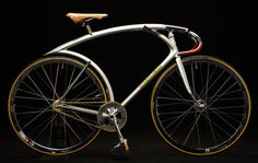 """This week in the LOLA blog, we take a look at some of most uniquely designed bicycles in the world today. From Cherubim's Hummingbird to Karl Kopinski's Cycling Portraits, these designs take the two-wheeled machine to an entirely new level.  http://lolabicycles.com/blog/moving-work-bicycles-and-art And while you're there, check out our other recent blogs: """"Steel in Furniture Design"""", where we look at how steel is involved in the designing of furniture just as much as it is involved in the…"""