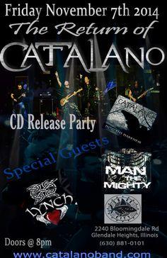 Catalano Live Friday November 7th 2014