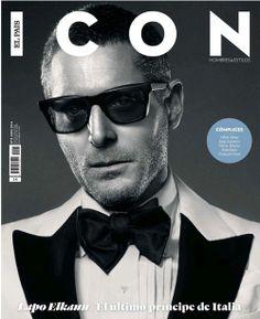 Gucci Cover - Icon Spain, April 2013