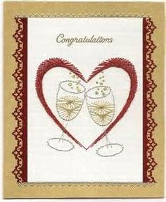 Pick and Stitch Cards - Bing Images