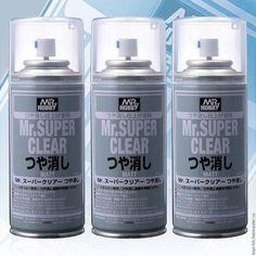 Купить Mr. Super Clear Matt - супер клир, лак матовый, суперклир, лак акриловый