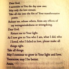 Marianne Williamson prayer