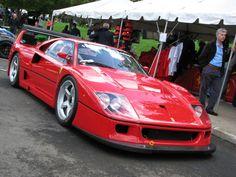 Ferrari - Alpine Concours 2011 - Photo Courtesy Mind Over Motor