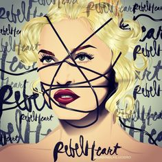 yo también tengo un corazón rebelde #RebelHeart