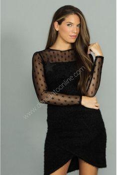 VESTIDO APLIQUE ESTRELLA Sweaters, Dresses, Fashion, Vestidos, Appliques, Wedding, Moda, Fashion Styles, Sweater