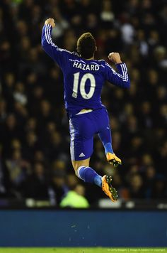 HAZARDous!!!! ♥♥♥♥ what a brilliant and well executed goal to take us closer to the title..!! Thank you Hazard..
