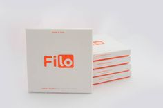 Filo packaging is made in Italy!