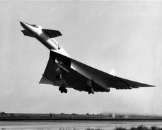Fastest aircraft to take to the skies  -   April 17, 2017:    XB-70A VALKYRIE (MACH 3)  -    Built by the North American Aviation (NAA) Los Angeles Division for the U.S. Air Force, it was an experimental high-speed, delta-wing aircraft to fly three times the speed of sound and higher than 70,000 feet (21,336 meters). However, budget limitations forced the program to be abandoned and it was limited to only research.