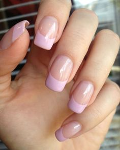 All girls like beautiful nails. The first thing we notice is nails. Therefore, we need to take good care of the reasons for nails. We always remember the person with the incredible nails. Instead, we don't care about the worst nails. Pink French Manicure, French Nail Art, Pink Nails, My Nails, French Manicures, French Manicure With Design, Gel French Tip Nails, Summer French Nails, French Polish