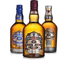 Chivas Bottles