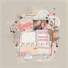 sweet memories - My Scrapbook Art Gallery