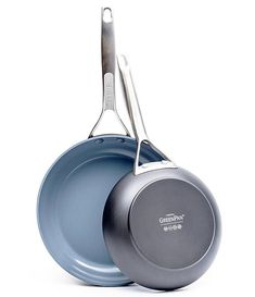 Create amazing meals for your family with our variety collection of GreenPan Kitchen Cookware from your favorite brands including Anolon, Calphalon, Cuisinart, and more. Available at Dillard's. Deep Frying Pan, Ceramic Non Stick, Gas Oven, Pan Set, Dillards, Fries, Cleaning, Ceramics, Dining