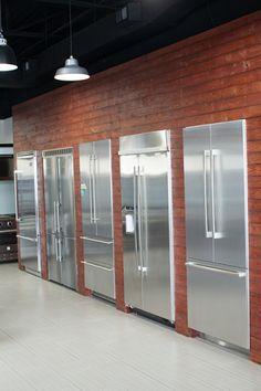 Abw Liances Arlington Va Showroom Refrigeration Best Refrigerator Sliding Door Kitchen