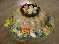 easter cake | Flickr - Photo Sharing!
