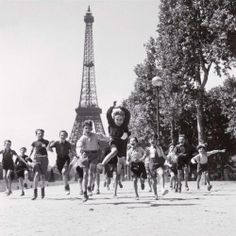 1944 Paris--l'esprit swing's