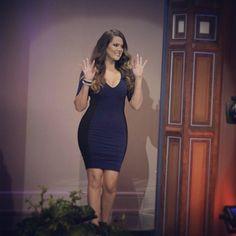 Khloe Kardashian Odom (6/5/13) #TonightShow Tonight Show, Khloe Kardashian, Jay, Bodycon Dress, Instagram Posts, Dresses, Fashion, Vestidos, Moda