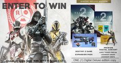 Check out this awesome #Destiny2 Digital Deluxe Edition #giveaway!