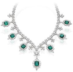 Imperial Collection: Imperial Emerald Necklace - Picchiotti Srl