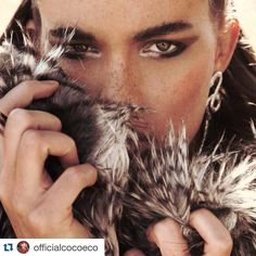 #Repost @officialcocoeco with @repostapp. ・・・ Our models are always our #wcw! @terragrantham looking fierce in our latest issue, #WILDATHEART :@udophotography #KF #DesignLifeStyle #KFCurated #chic #fashion #style #fauxfur #fab #fierce #beingkathyfielder @alilevinedesign ~ shop the look @kathyfielderboutique.com