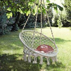 Suspendus : sélection de fauteuils suspendus et hamacs