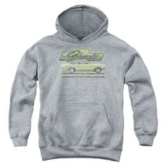 Chevy - Vega Car Of The Year 71 Youth Hoodie