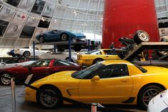 National Corvette Museum, Bowling Green, Kentucky