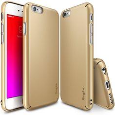Ringke (Slim) Θήκη iPhone 6 Plus/ 6S Plus - Royal Gold Κομψή σχεδίαση και τέλεια εφαρμογή στο iPhone 6 Plus/ 6S Plus προστατεύοντάς το από την καθημερινή χρήση! https://www.uniqueshop.gr/thiki-slim-iphone-6-plus-gld.html