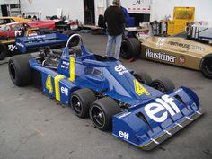 Tyrrell P34 http://youtu.be/yE-jkSwyD-E