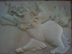 Sculptures, Lion Sculpture, Buddhist Art, Wall Hangings, Statues, Handmade, Design, Hand Made