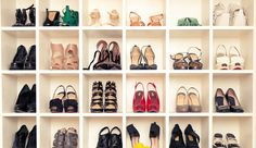 organize your shoe collection.