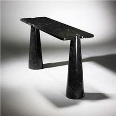 Angelo Mangiarotti console from the Eros coll